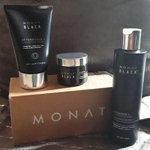 Monat Black Set (3 products)